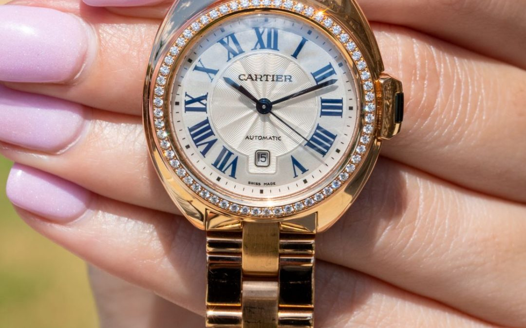 IN-DEPTH REVIEW OF THE CARTIER 3601 RONDE SOLO WATCH