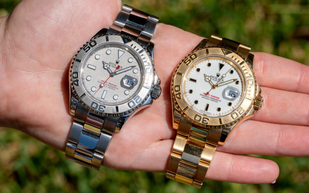 THE ROLEX YACHT-MASTER: THE WATCH OF THE SEASON
