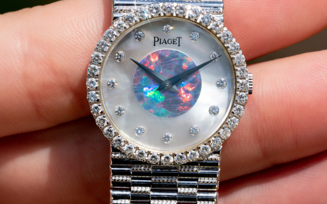 THE PIAGET JOURNEY: 1960S ERA PIAGET WATCHES