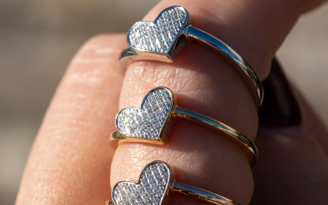 IN-DEPTH REVIEW OF HEART-SHAPED ENGAGEMENT RINGS