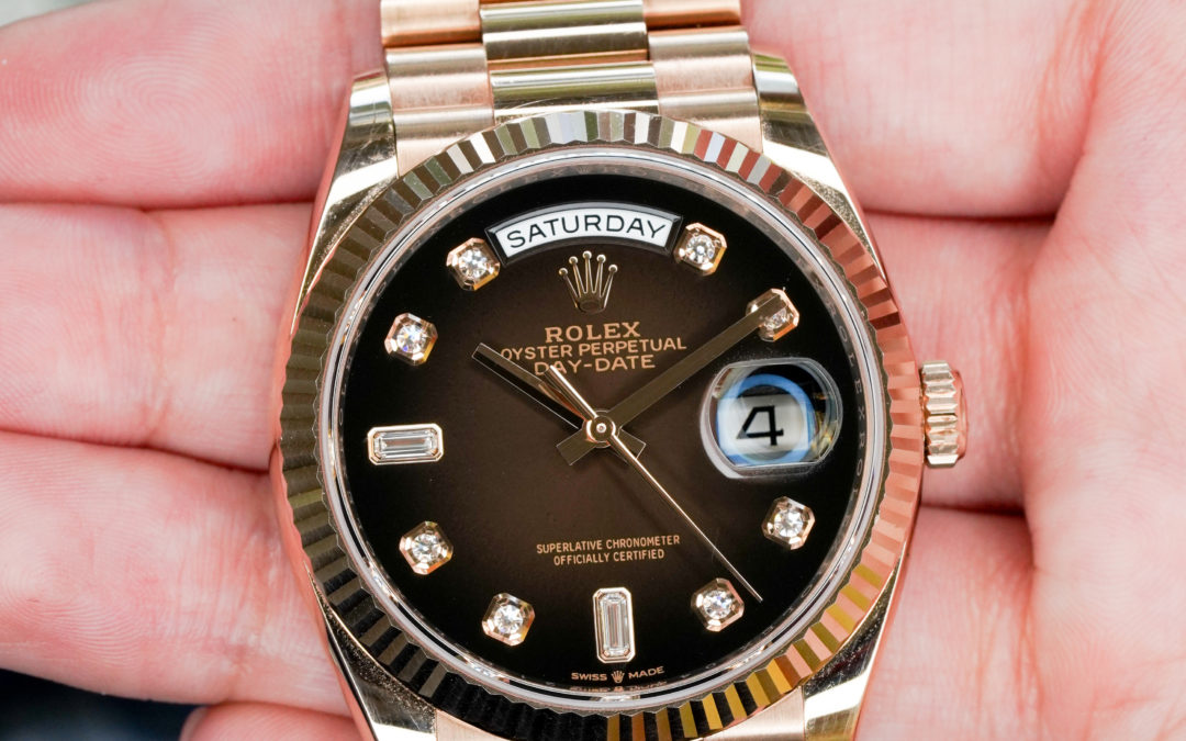 History And Evolution Of The Rolex Daydate President Watches