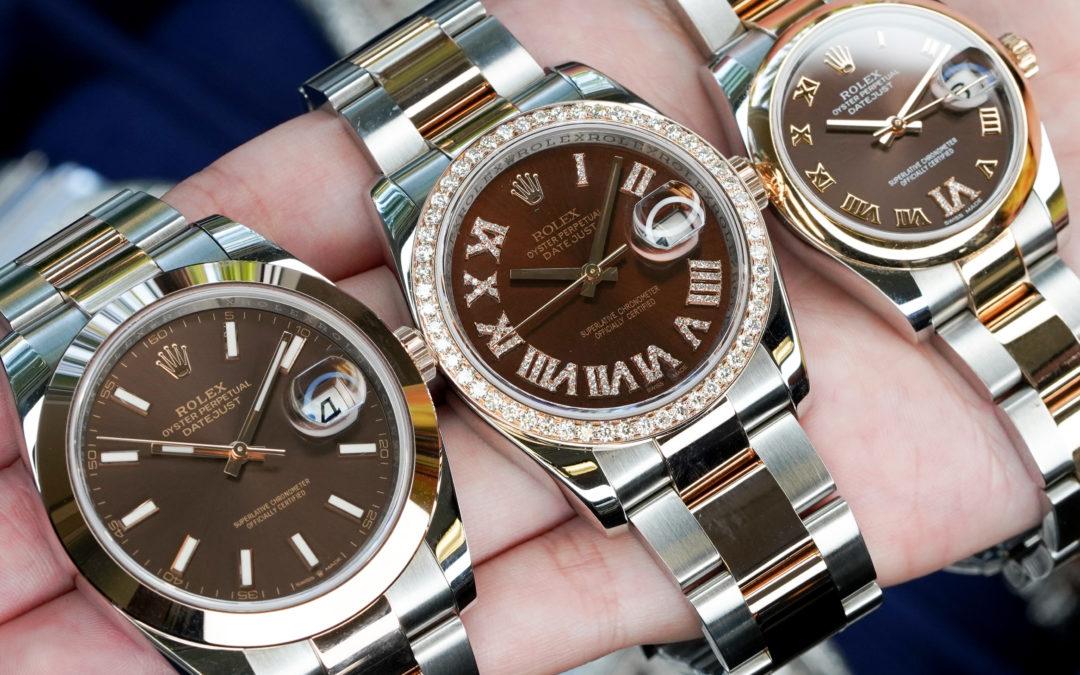 Hottest Rolex Brand Watches 2021