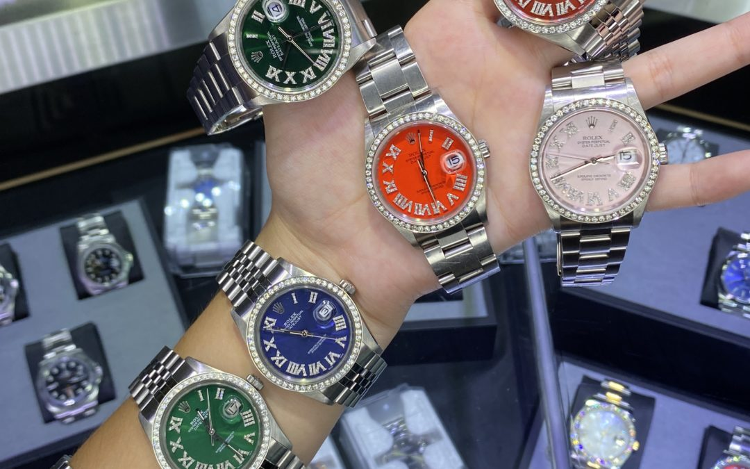 A NEW DECADE FOR ROLEX WATCHES: THE DISCONTINUED AND THE NEWCOMERS