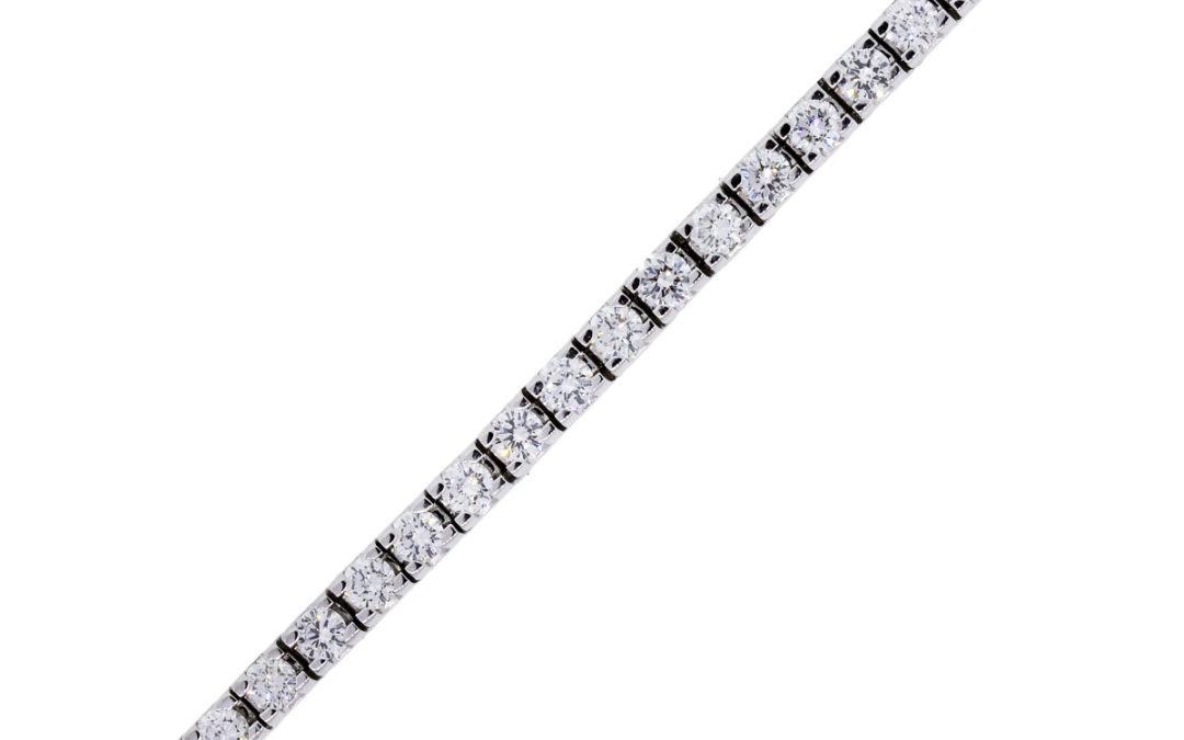 Tennis Bracelets: Classic Elegance