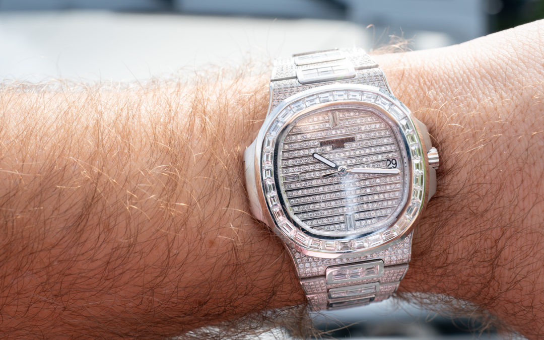 What is a Chandelier Watch?