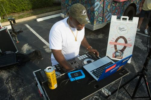 DJ food truck party boca raton