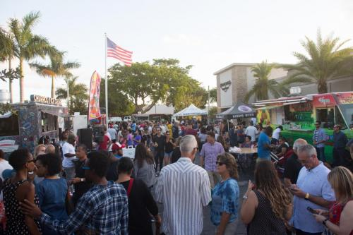 best food truck event boca raton