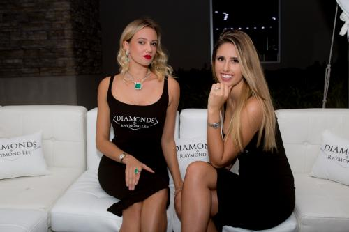 Diamonds by raymond lee Holiday Party 2018