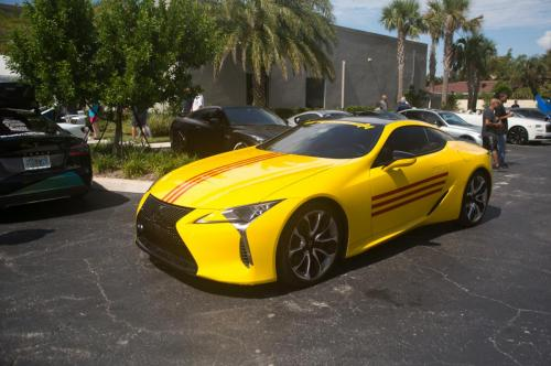 lexus super car diamonds and donuts