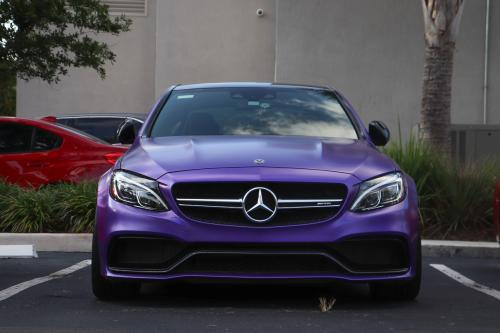 FTN2019-purple benz front