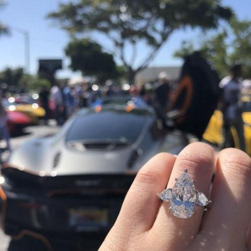 mclaren diamond ring boca