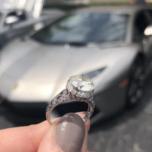 Diamonds exotic cars